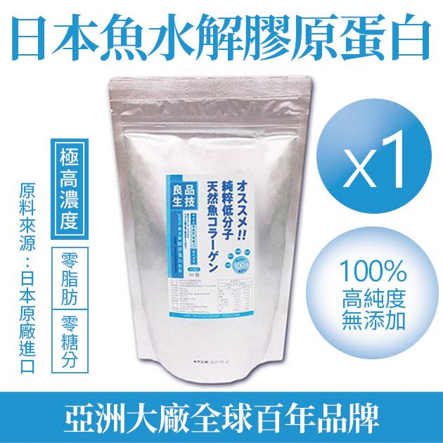 【單袋】日本高純度膠原蛋白 3